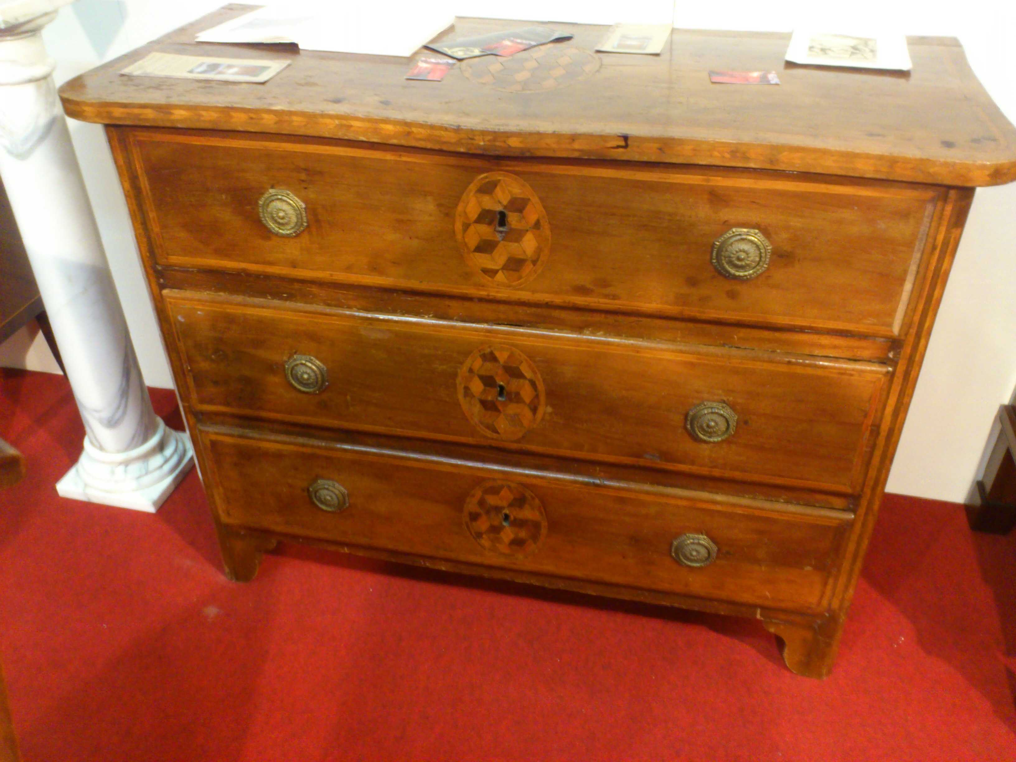 Cassettone luigi xv arredamento mobili antiquariato for Antiquariato mobili
