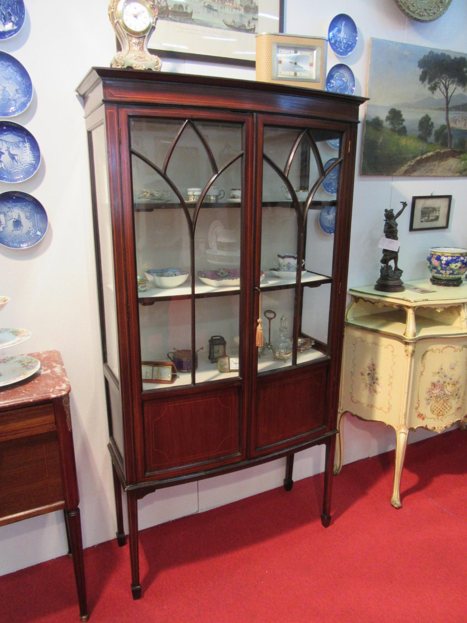 Vetrine librerie arredamento mobili antiquariato musetti for Arredamento vetrine