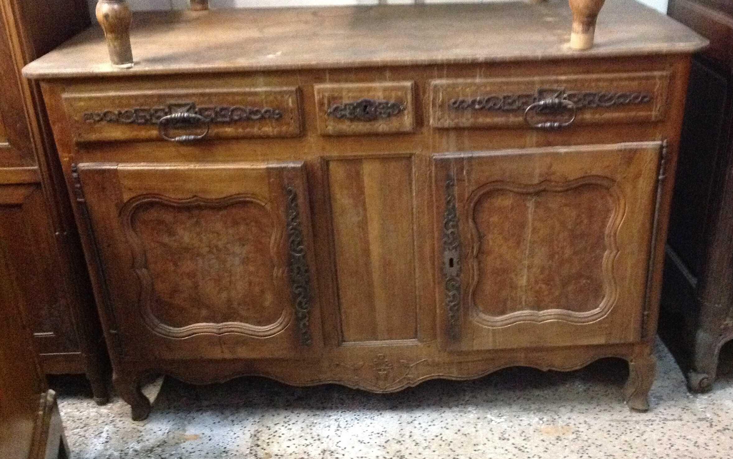 Credenze arredamento mobili antiquariato musetti - Mobili fine 800 ...
