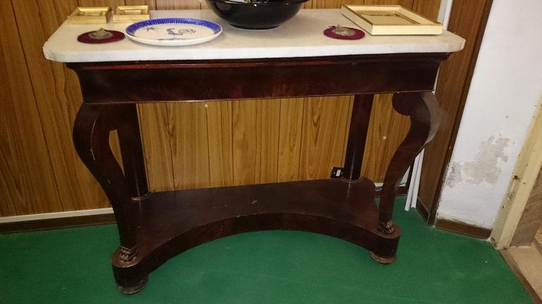 Consol stile impero arredamento mobili antiquariato for Stile impero arredamento