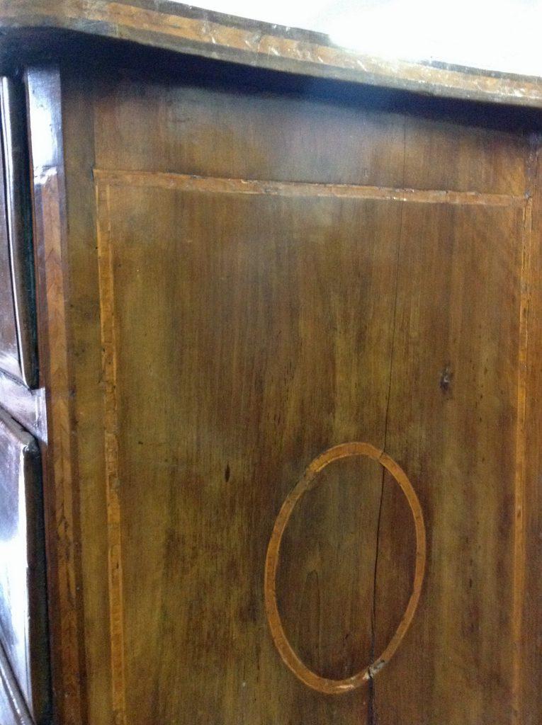 Fianco cassettone luigi xv arredamento mobili for Vendita mobili da restaurare