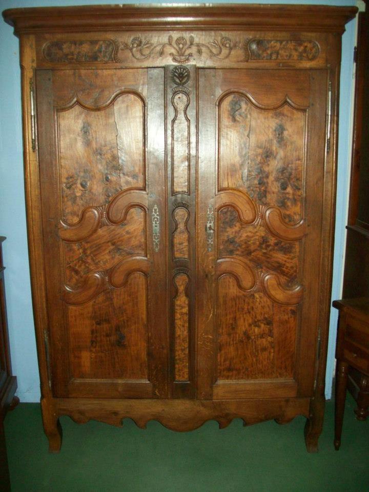 Armadio provenzale olmo quercia arredamento mobili for Ebay arredamento antiquariato