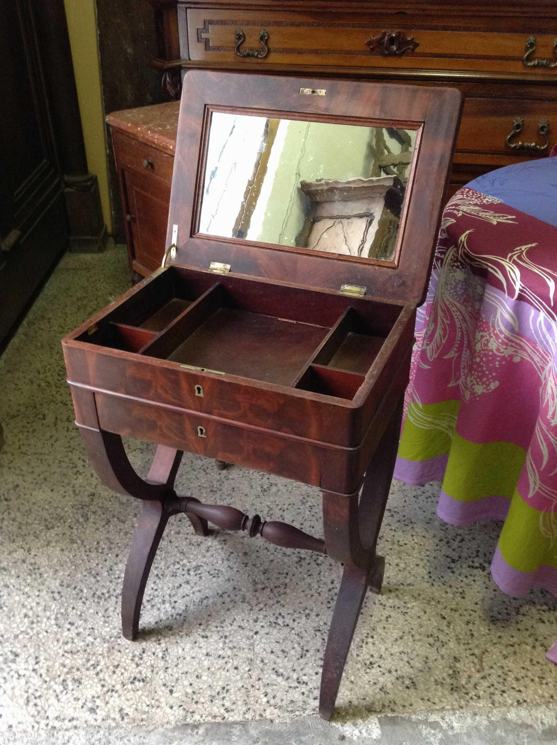 Tavolinetto impero arredamento mobili antiquariato musetti for Ebay arredamento antiquariato