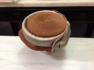 cappello fiorentino per signora