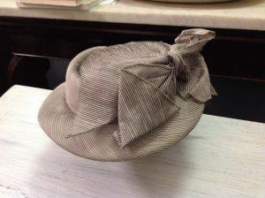 Cappello primi 900 Andreotti Firenze per signora