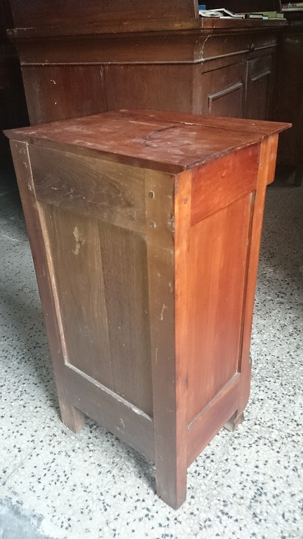 Retro comodino impero arredamento mobili antiquariato for Ebay arredamento antiquariato
