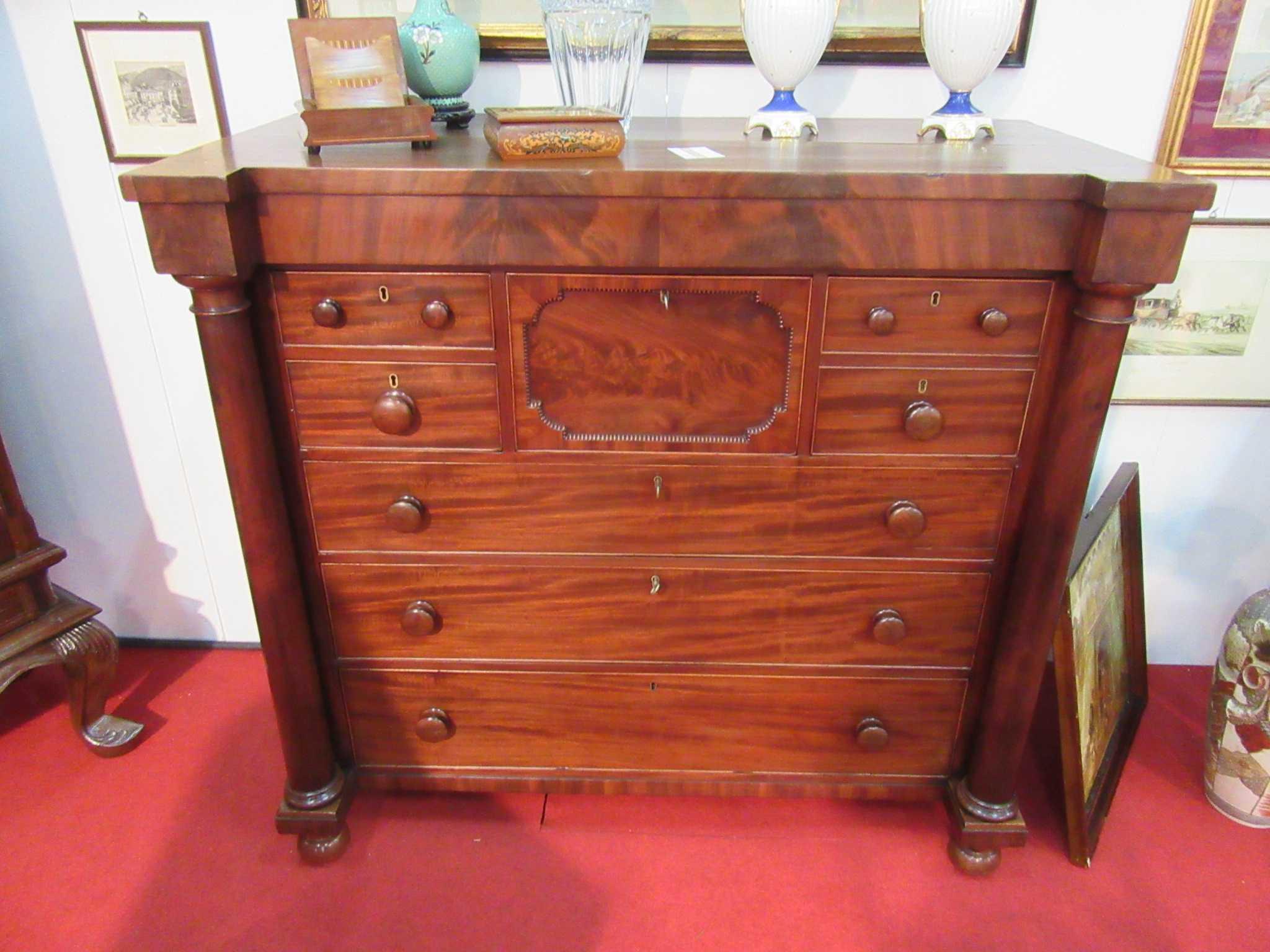 cassettone inglese vendita e restauro arredamento