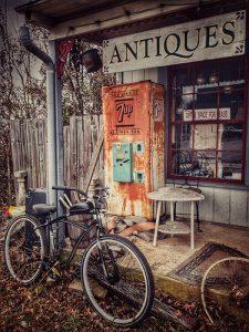 antiquariato negozio