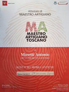 Maestro Artigiano